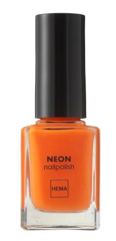 hema-neon-nagellak-oranje