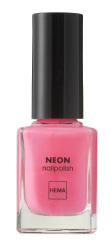 hema-neon-nagellak-roze