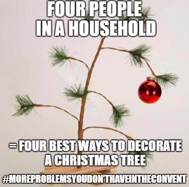 4 Ways to decorate a christmas tree