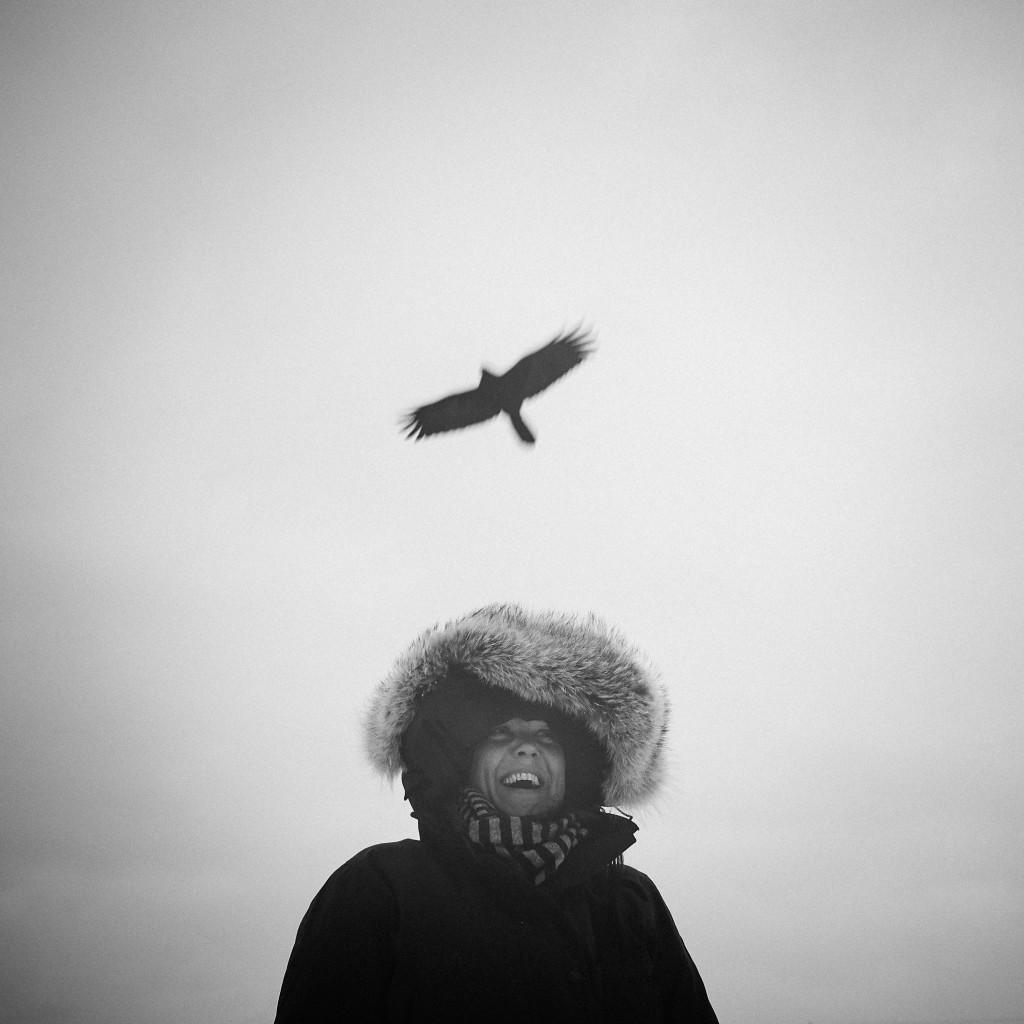 leonie wise & sprit guide. photo by david duchemin