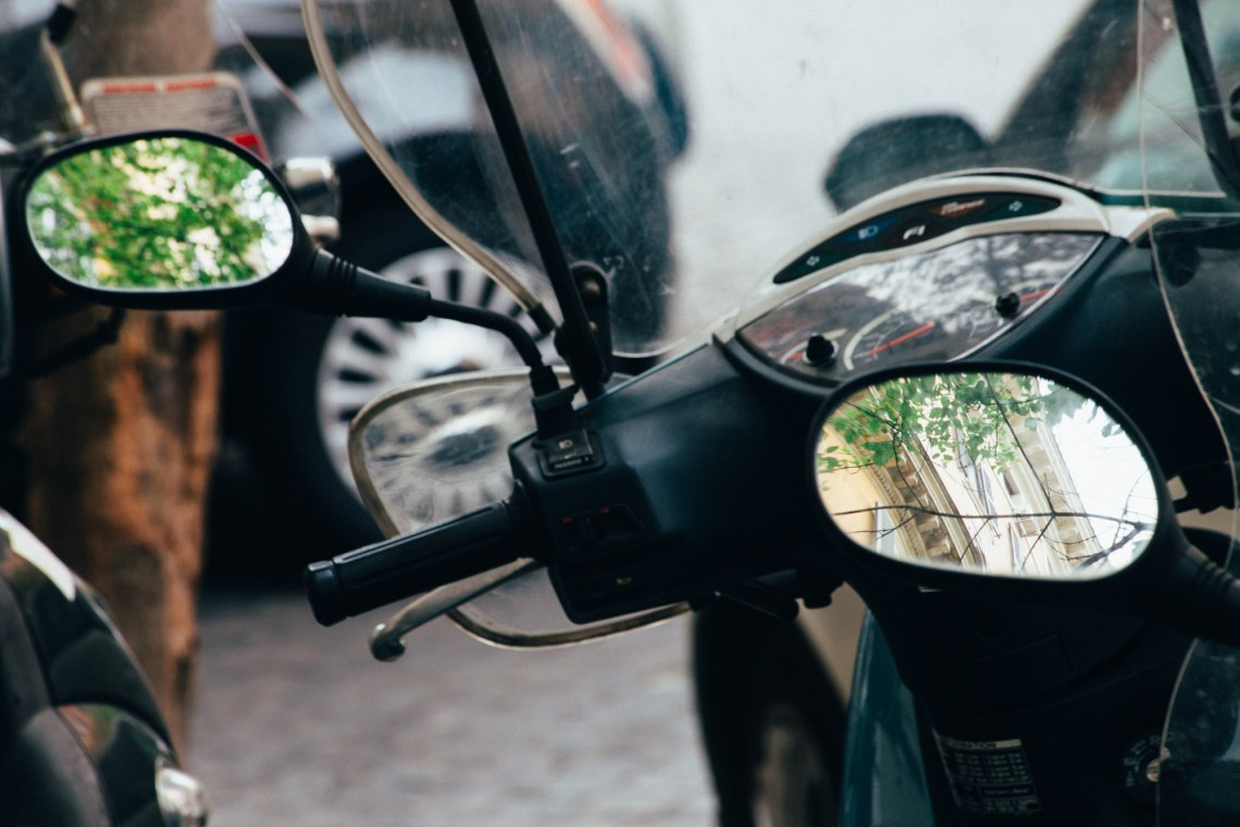 scooter mirrors