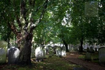 bunhill cemetery, city road, london