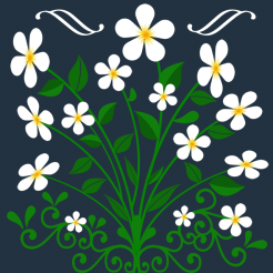 Blumen – Ornament 11