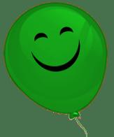 Bunte Luftballons 5