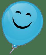 Bunte Luftballons 6