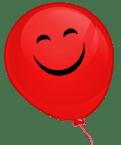 Bunte Luftballons 9