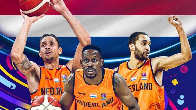 Oranje basketbal