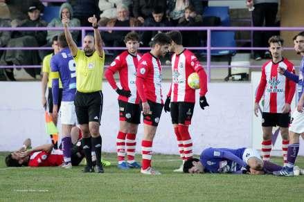 La Bañeza F.C 0-3 Zamora C.F