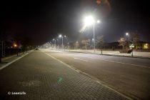 Noche en La Lastra