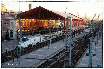 Antigua estación Renfe