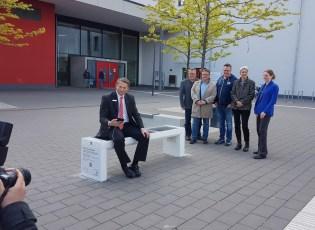 iBench-Sitzbank
