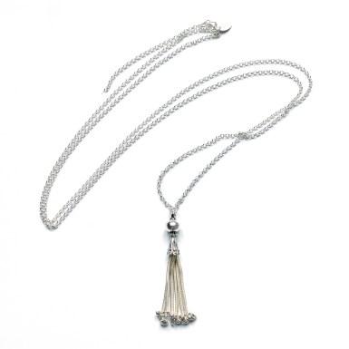 Necklace Crazy Tassel