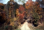 Appalachian Trail, Fall 1969