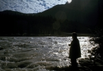 Along the Athabasca River