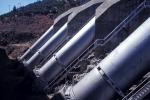 Mt. Shasta Dam and powerplant