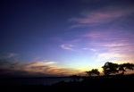Sunset at Shelter Island