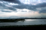 Manhattan from the Whitestone Bridge