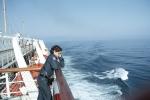 On the ship to Nova Scotia