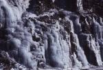 Winter at La Cascade