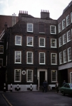Samuel Johnson's home