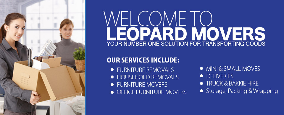 Removals Cape Town