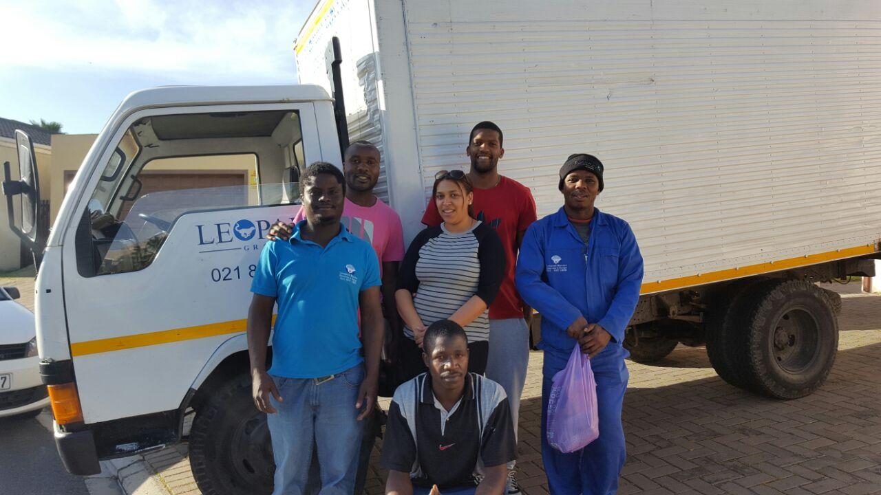 Furniture Removals Springbok