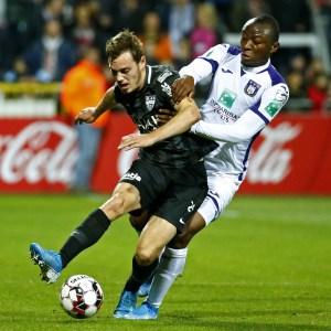 Kayembe tient Anderlecht en équilibre