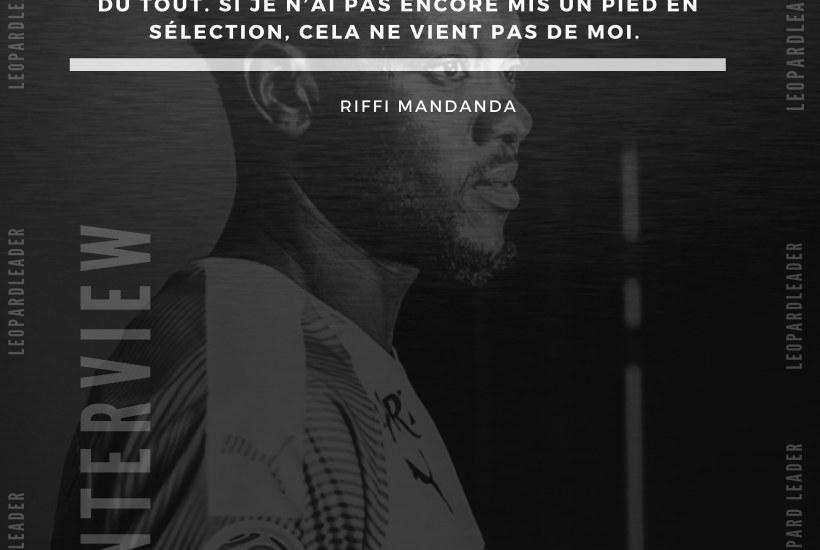 Riffi Mandanda sort du silence