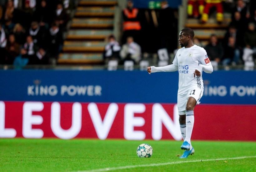Yannis Mbombo : C'est devenu un objectif de jouer pour la sélection congolaise