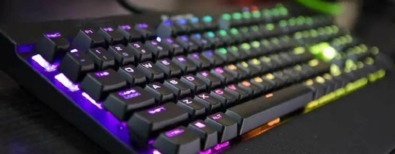 Best gaming keyboard 2018 – Reviews & Buyer's Guide