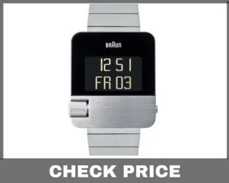 Braun Prestige Digital watch