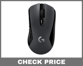 best budget gaming mouse - Logitech G603 LIGHTSPEED Wireless