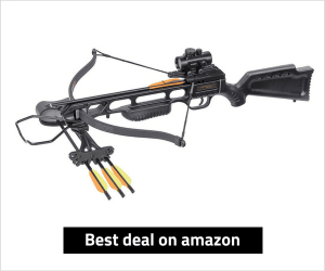 Crosman Centerpoint XR175 Recurve Crossbow Package Review