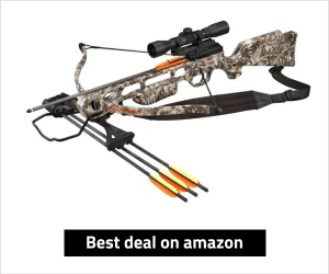 SA Sports Fever Crossbow Package 543 Review