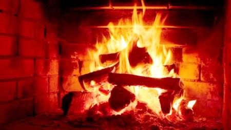 fireplace burning 1-1