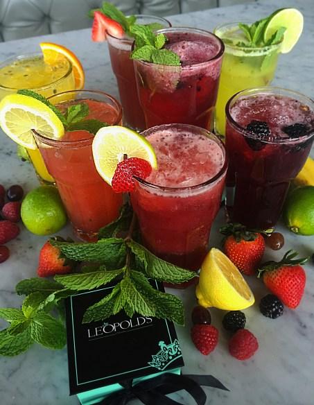 Summer Lemonades