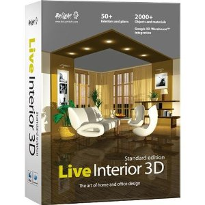 Home and Interior Design Software for Mac (Commercial 50 to 130 USD