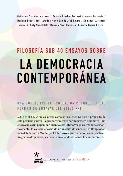 Democracia Contemporánea