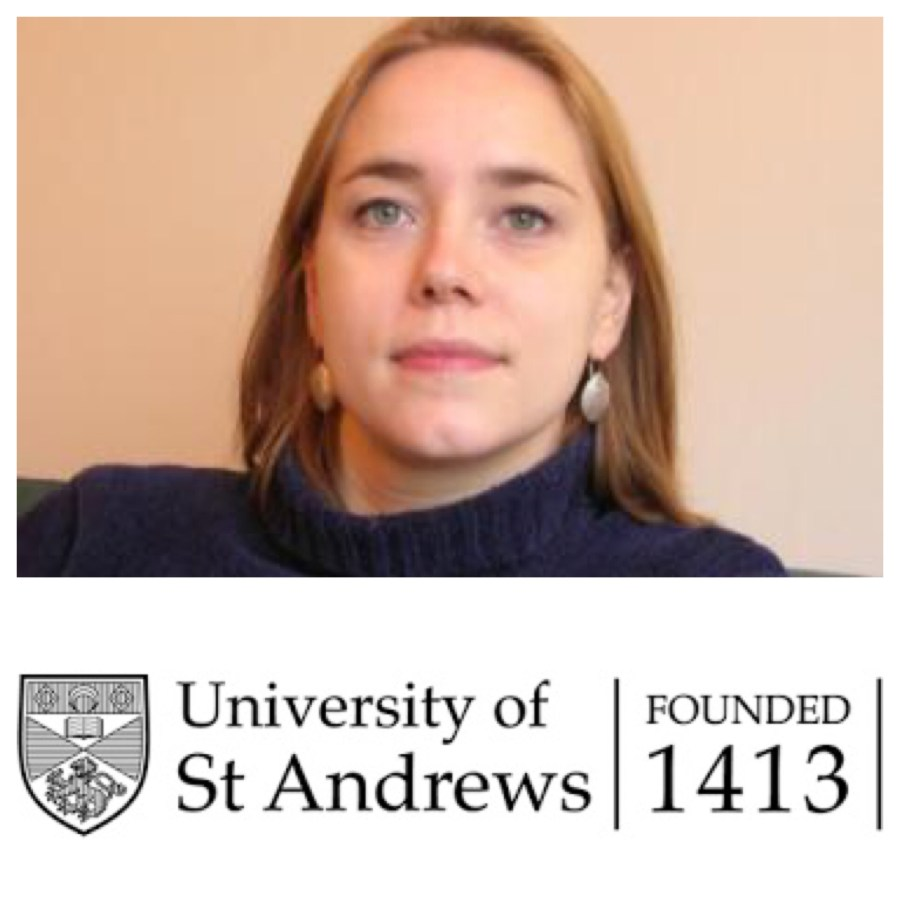 colva roney-dougal  University of Saint Andrews BBC in our time