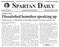 spartan-daily-news-homeless-speaking-up-banner