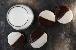 Leo's Black and White Cookies - Leo's-Black-and-White-Cookies