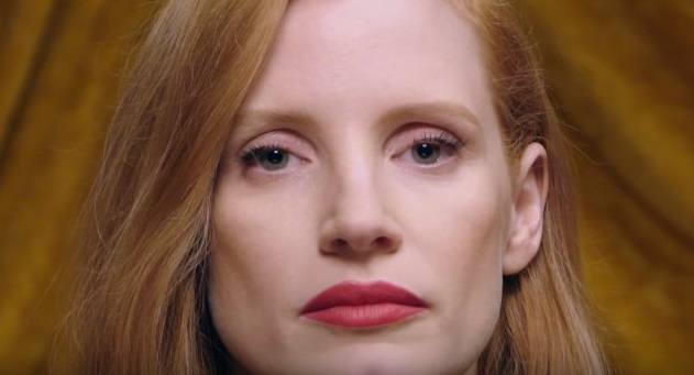 Jessica Chastain Can Twitch Her Nose Like Bewitched S
