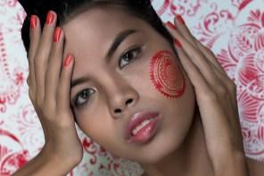 Published by Elegant Magazine. Model: Olive Nuchanok, Makeup: Janzynn May Pactolin