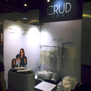 The CRUD Store at E3