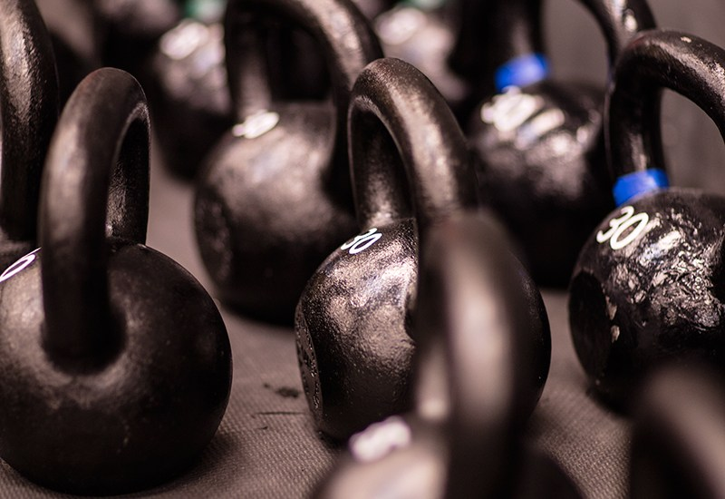 Kettlebells: Why Rowers should train with them