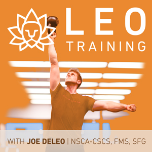LEO Training Podcast Launch