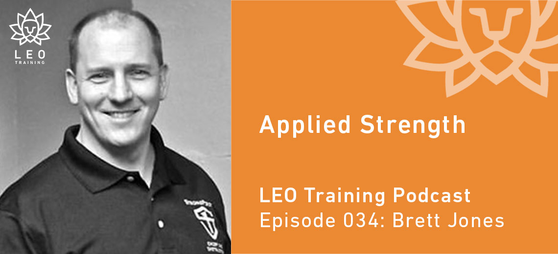 LT 034 | Brett Jones – Applied Strength
