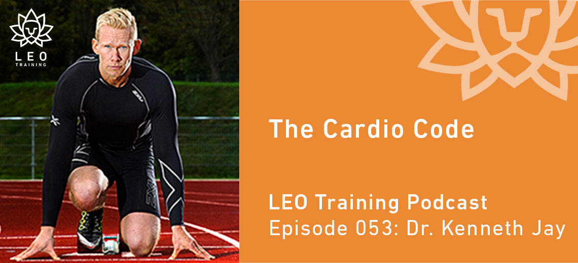 LT 053 | Dr. Kenneth Jay – The Cardio Code