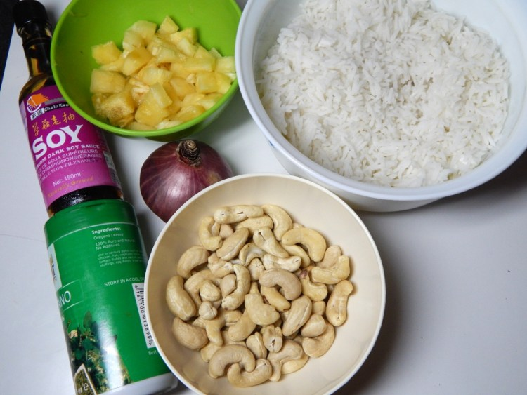 cashewnut rice 1