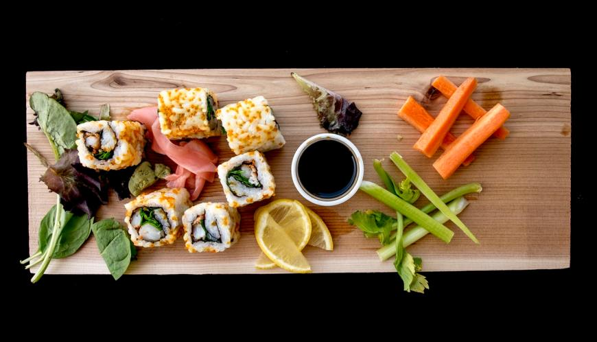 recettes sushis sucrés